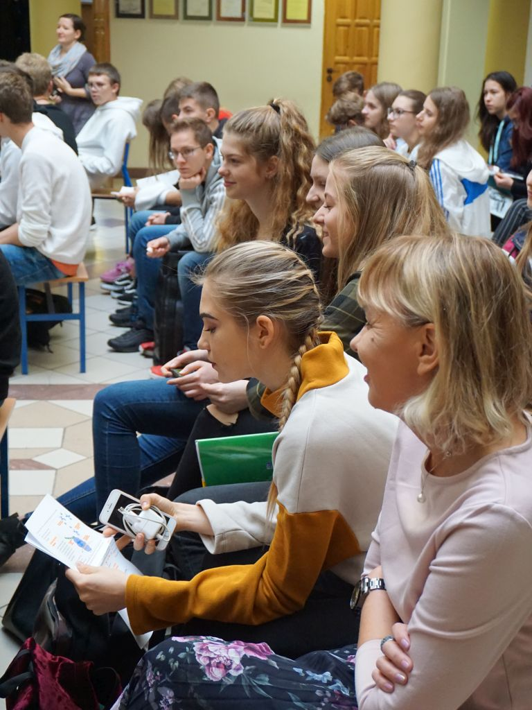 Dzień Kultury Tureckiej w Liceum Paderewski