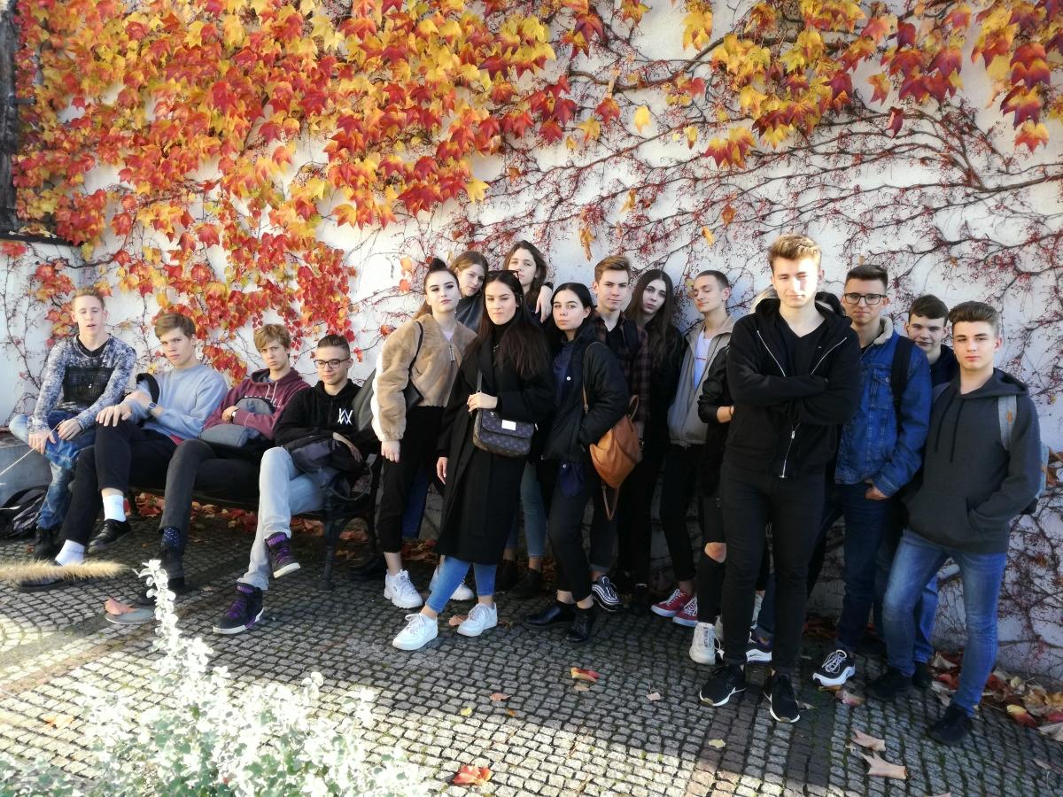 Wycieczka klasy 2a do Wrocławia