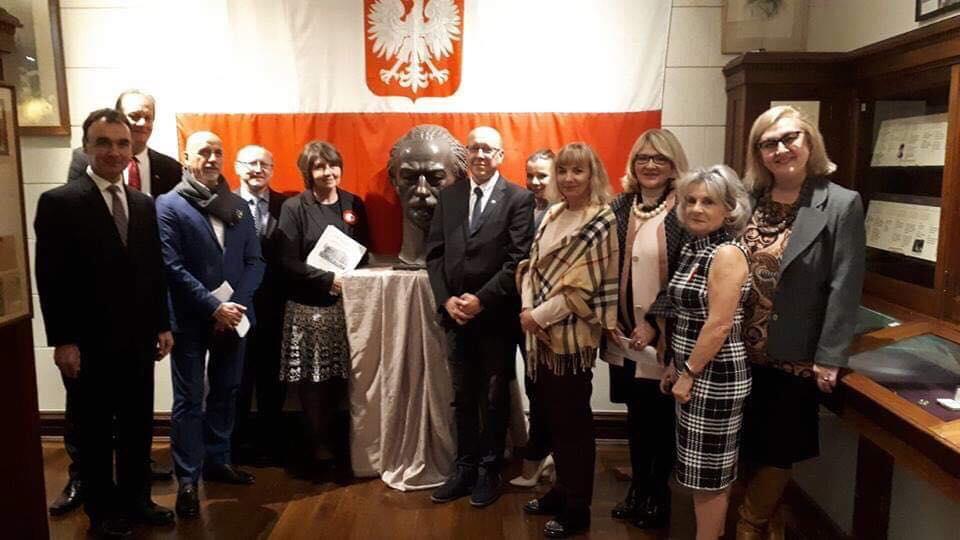 Finał konkursu wiedzy o I. J. Paderewskim w PolskiejSzkole w Chicago
