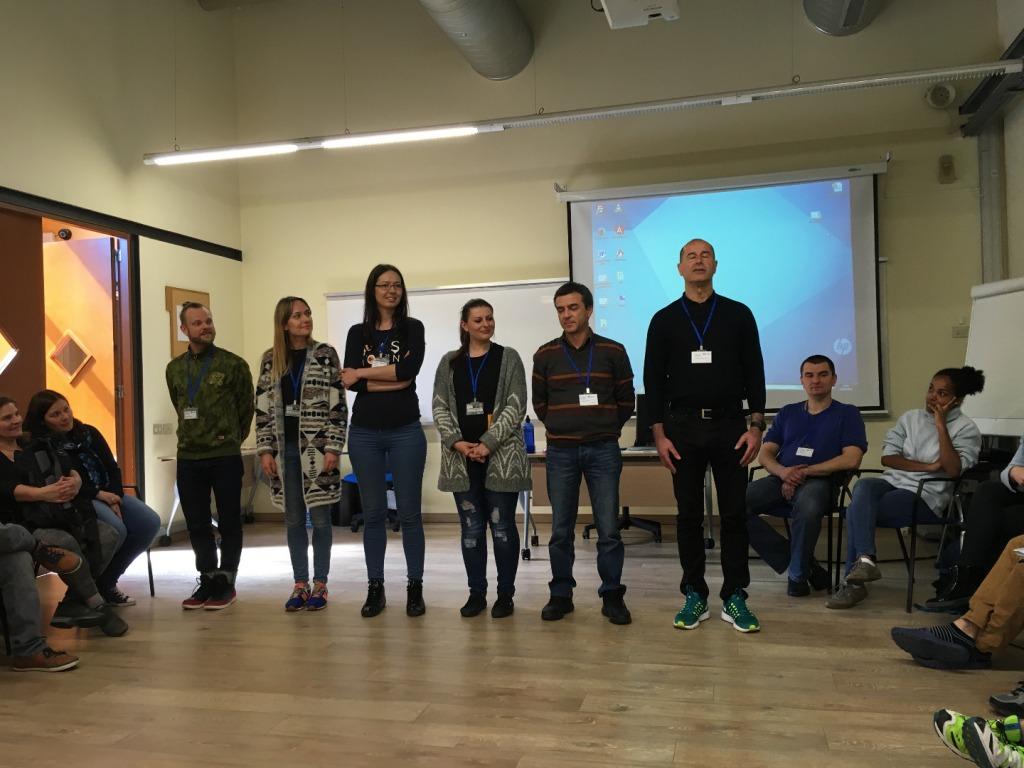 prezentacja uczestników