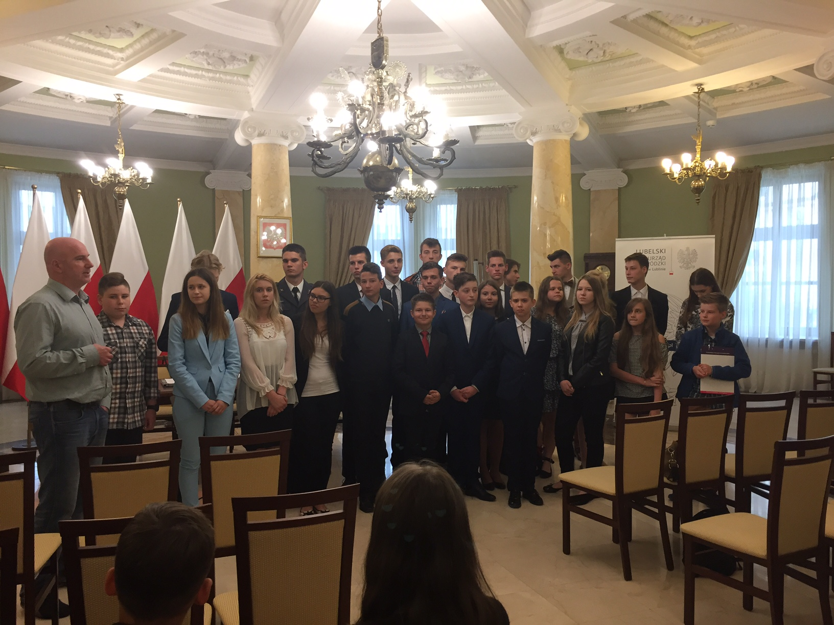 parlament młodzieży