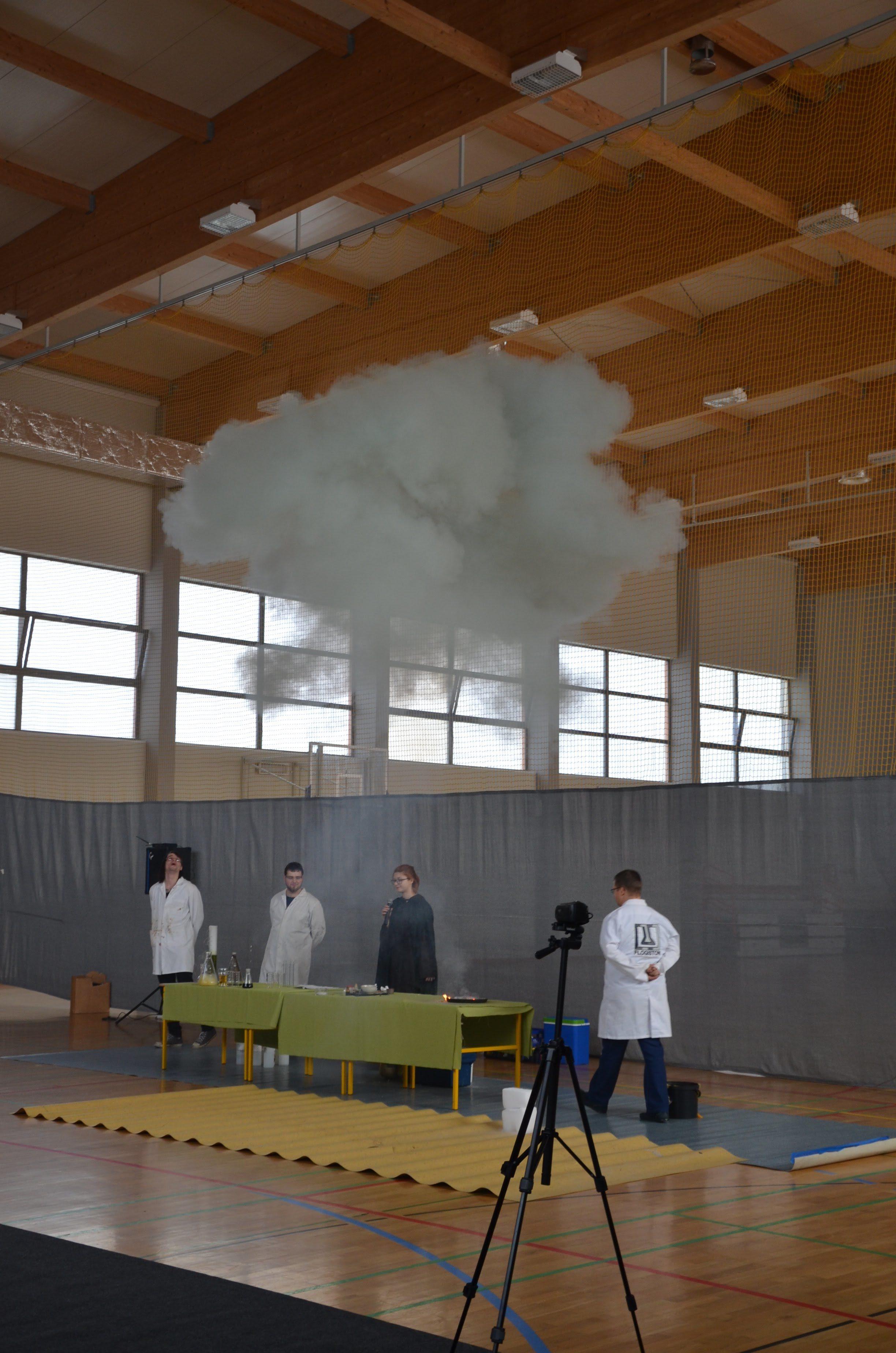 pokazy chemiczne