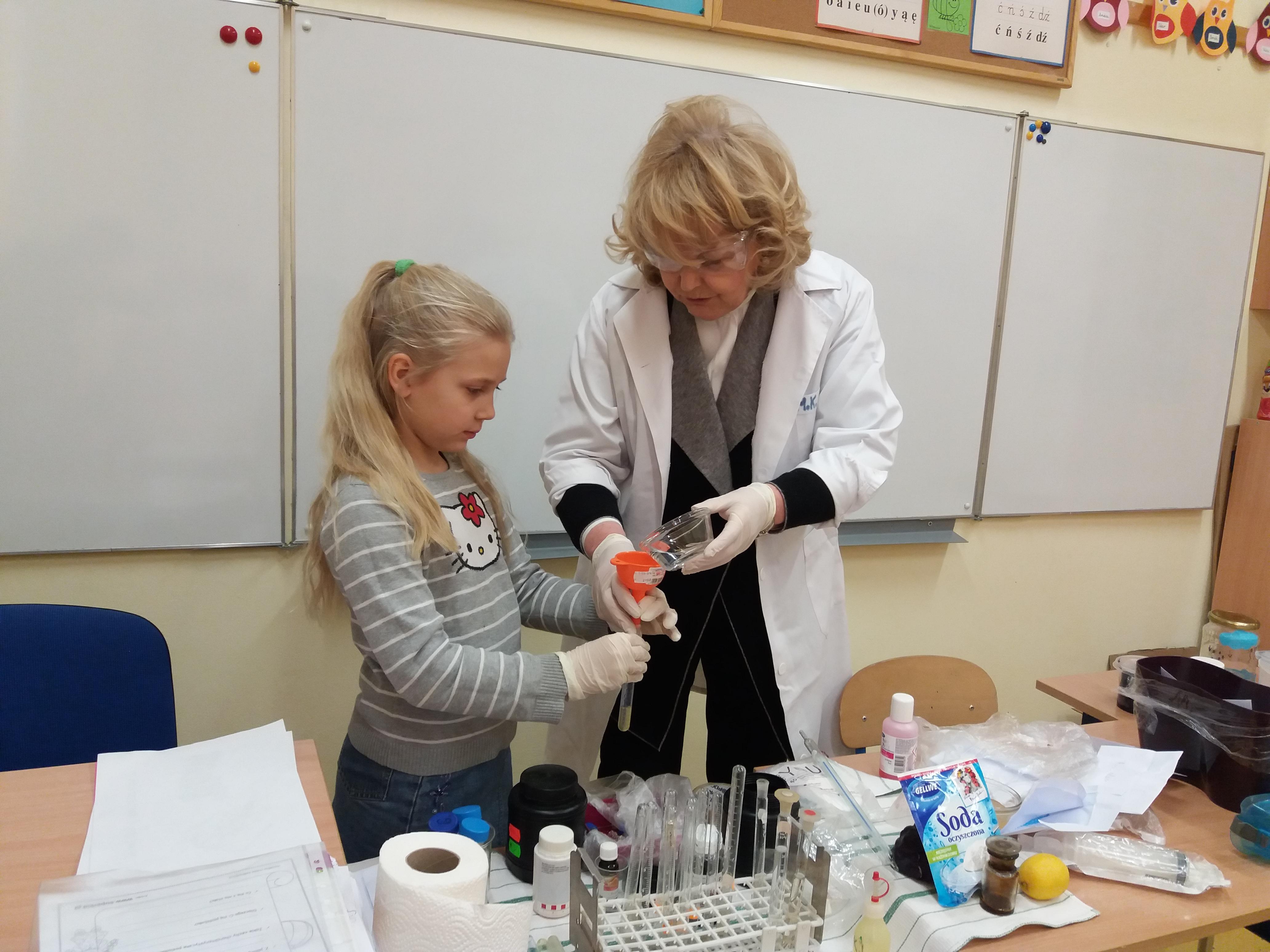 warsztaty chemiczne
