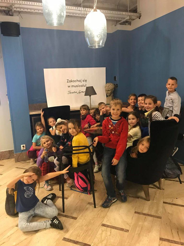 Trzecioklasiści wspominają wycieczkę do Warszawy